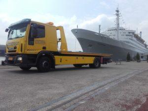 Iveco Eurocargo 220 euro 5 Laadvermogen: 5 ton Lepel: 2 ton